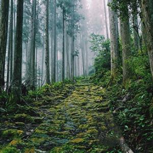 信州山々の大自然
