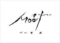 バー「モエ」ロゴ